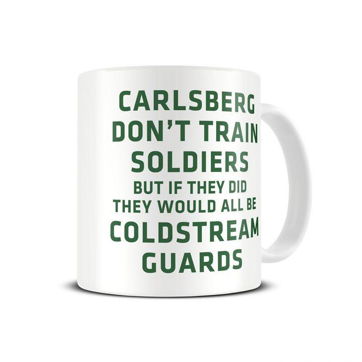 coldstream guards mug
