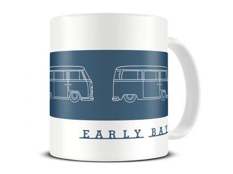 early bay lowered mug