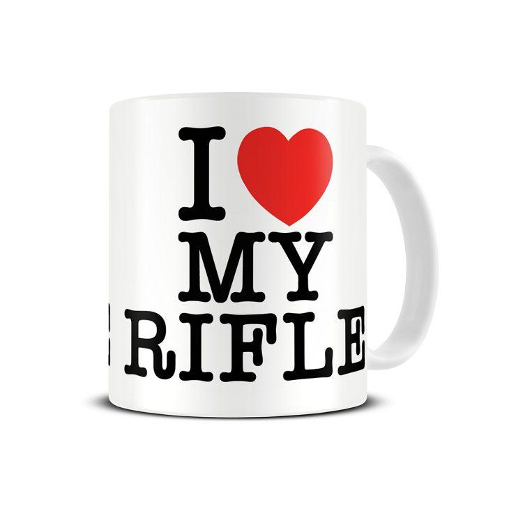 rifle mug