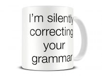 grammar mug