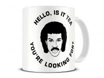 lionel richie mug