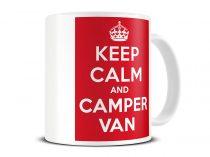 camper van mug