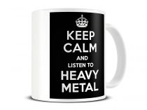 heavy metal mug