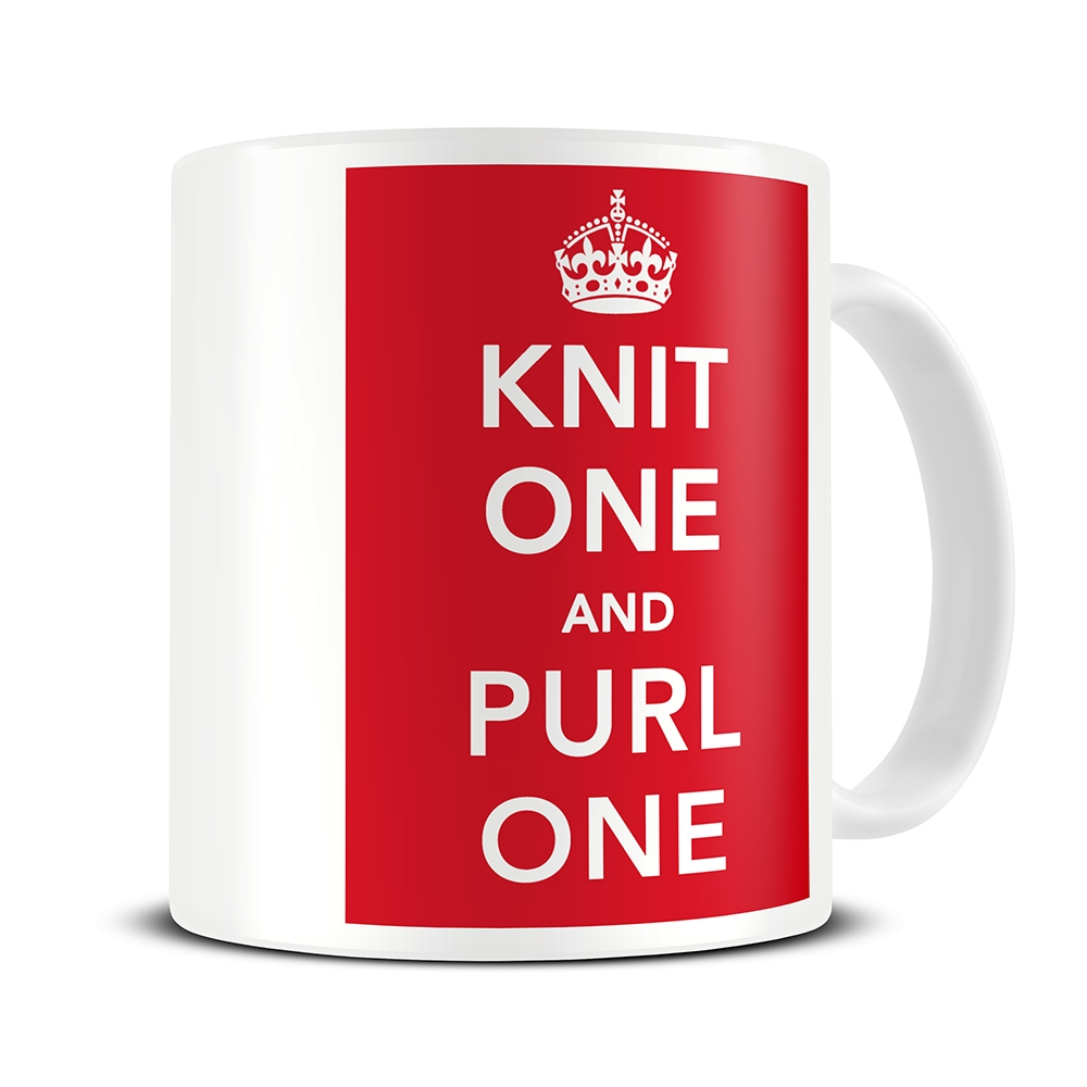 Knitting Gifts For Knitters : Magoo mugs
