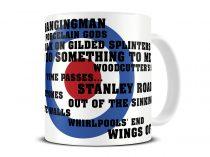 paul weller mug