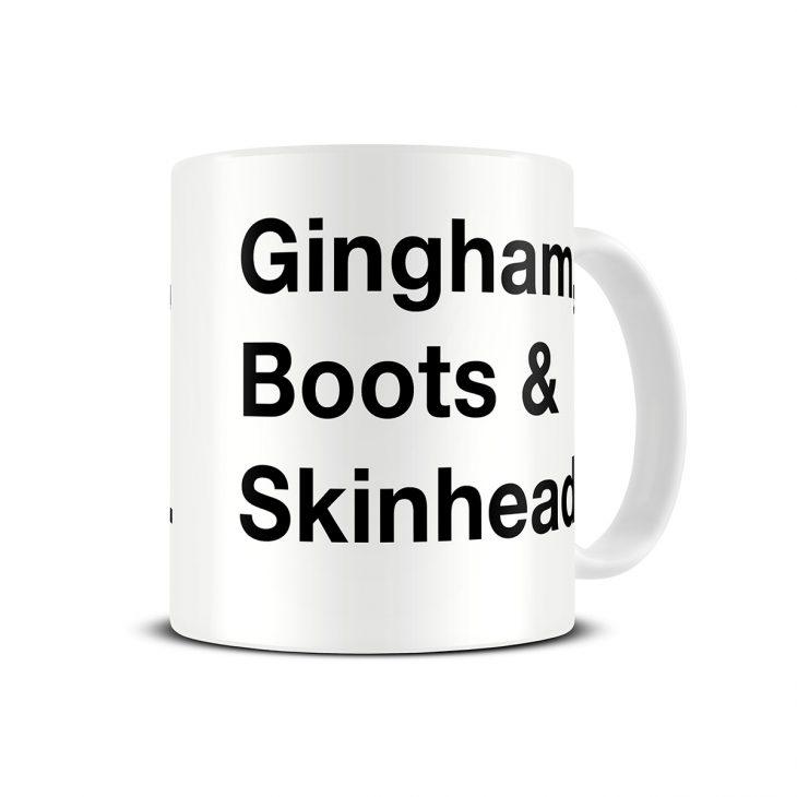 skinhead mug