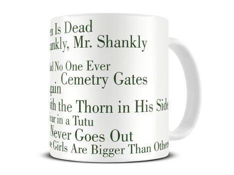the smiths mug