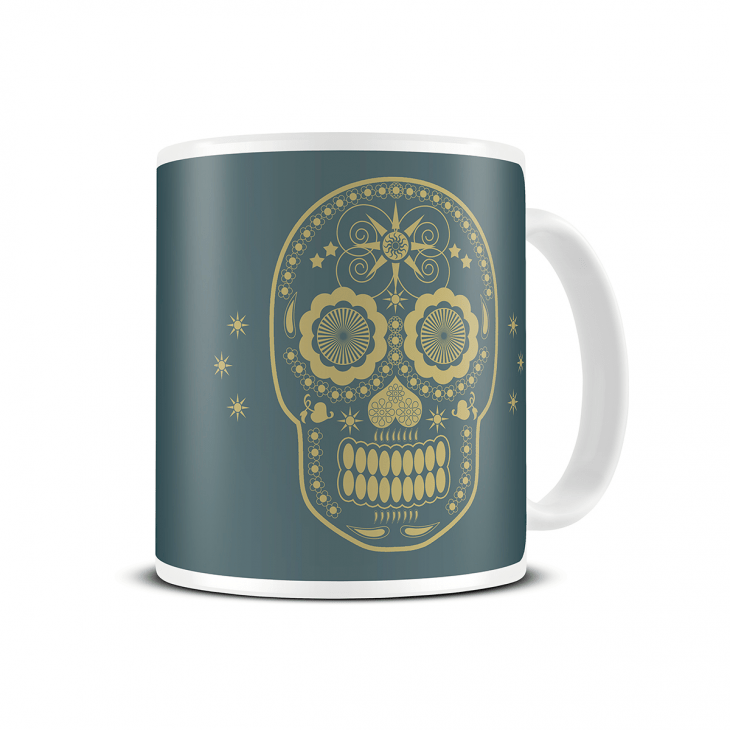 mexican-sugar-skull-mug