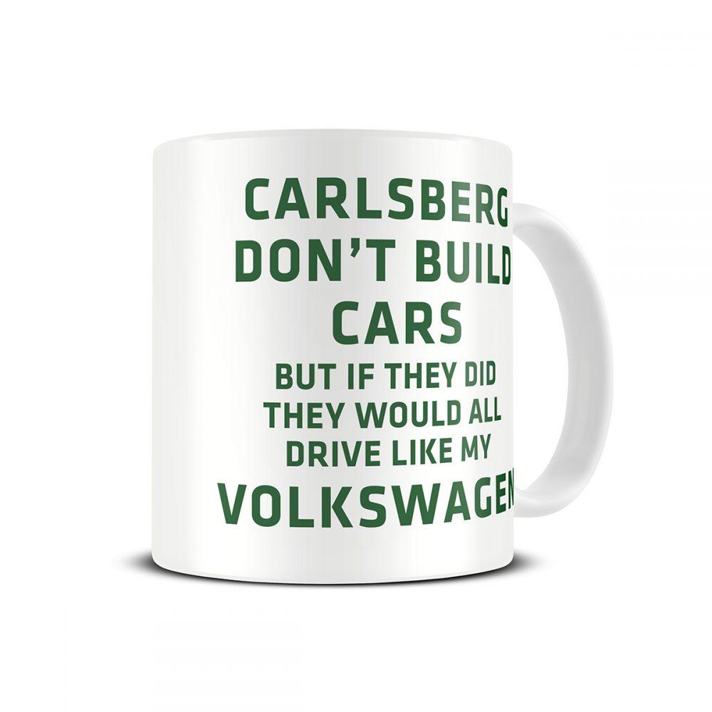 aircooled volkswagen mug