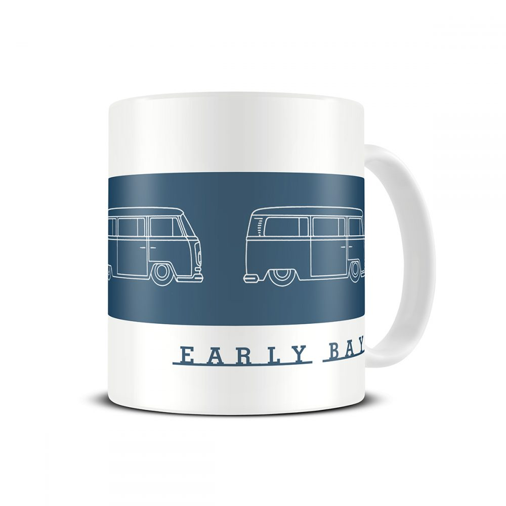early bay lowered mug