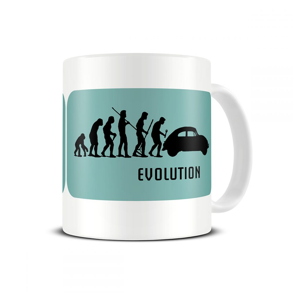 vw mechanic mug