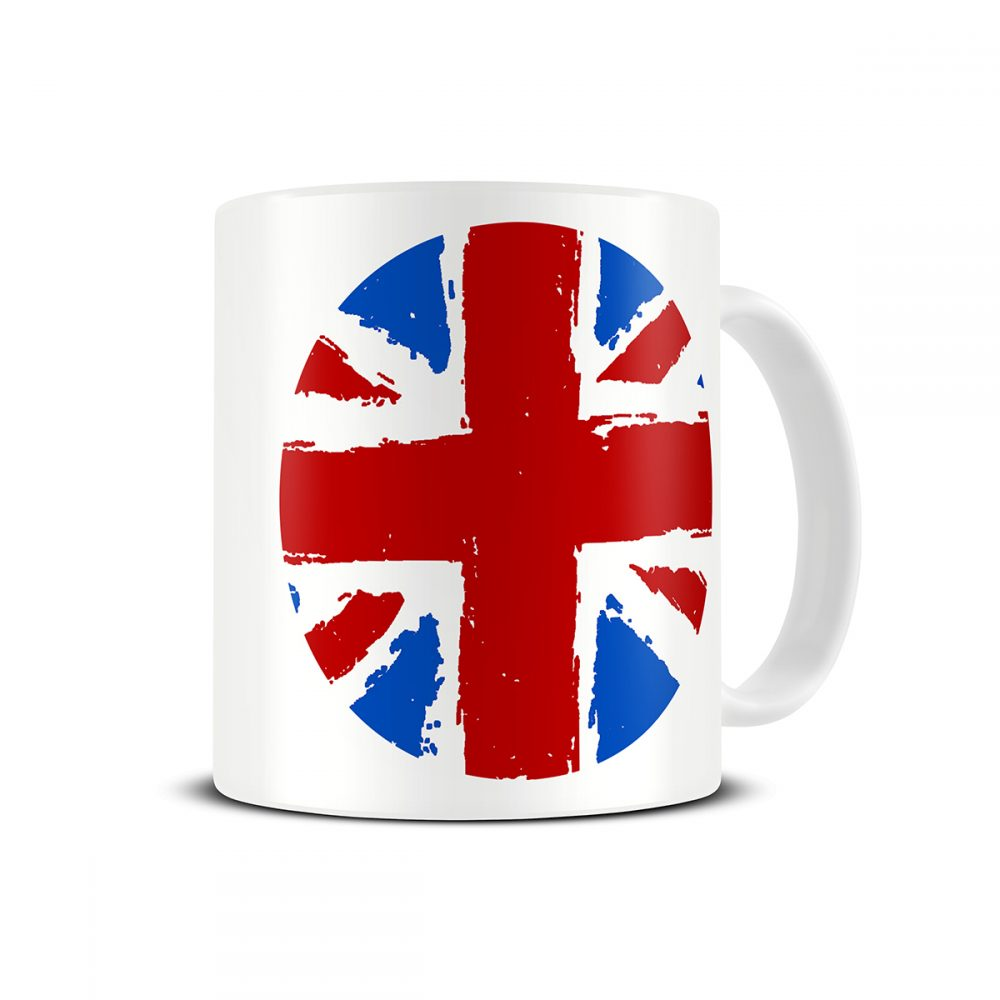 union jack mug