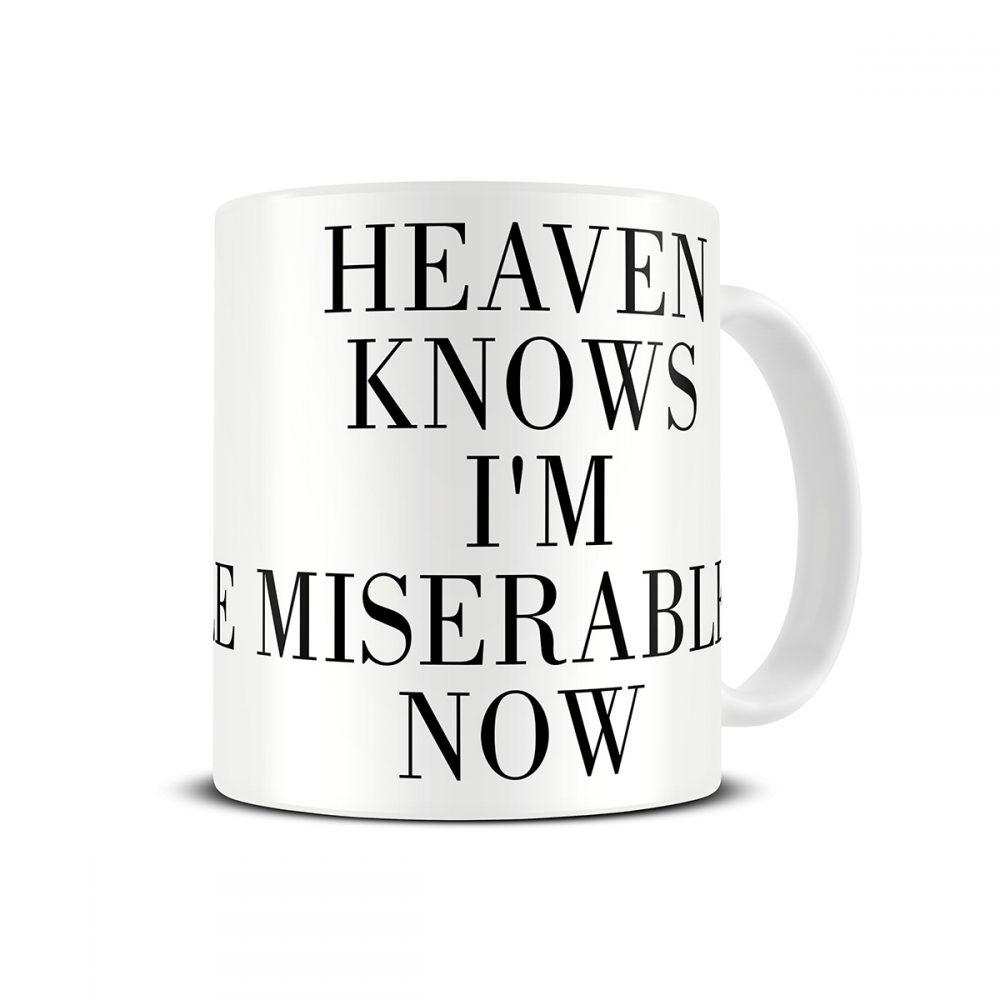 morrissey mug