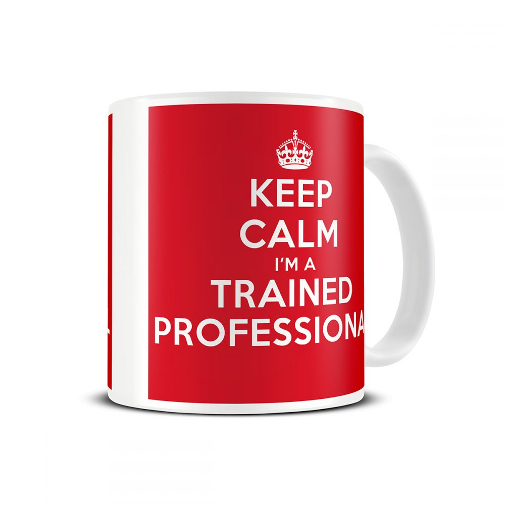 keep-calm-trained-professional-gift-mug