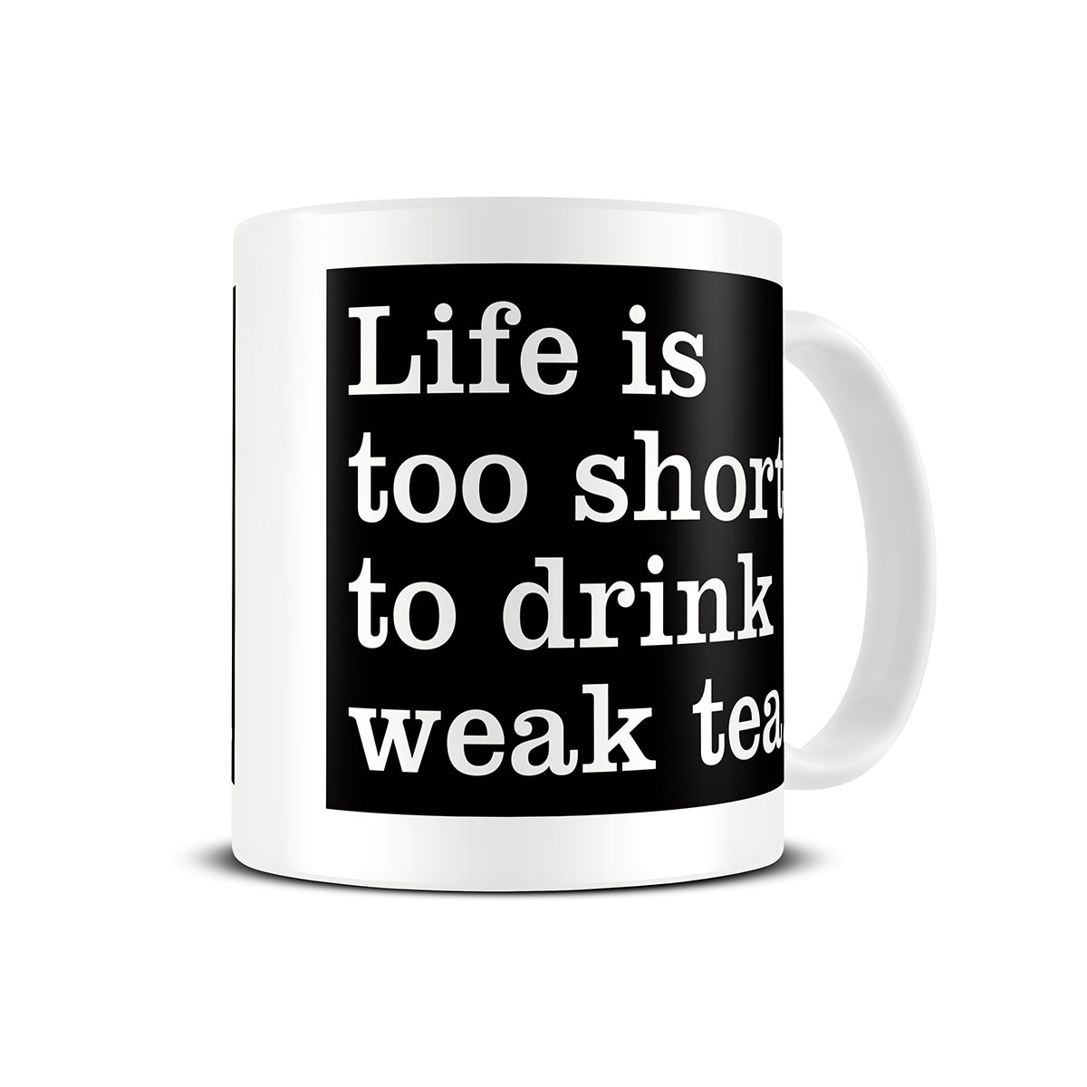 funny tea mug