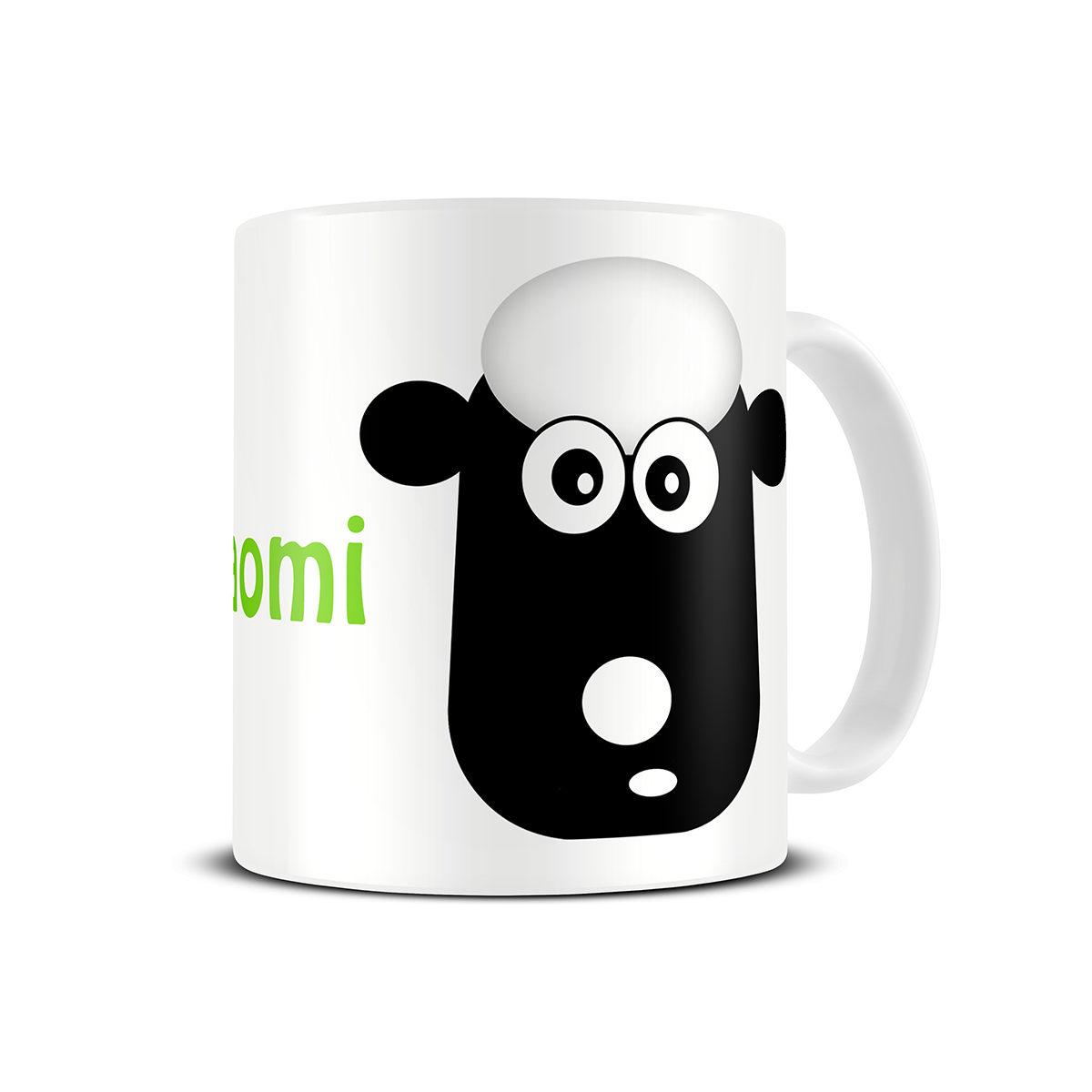 sheep mug