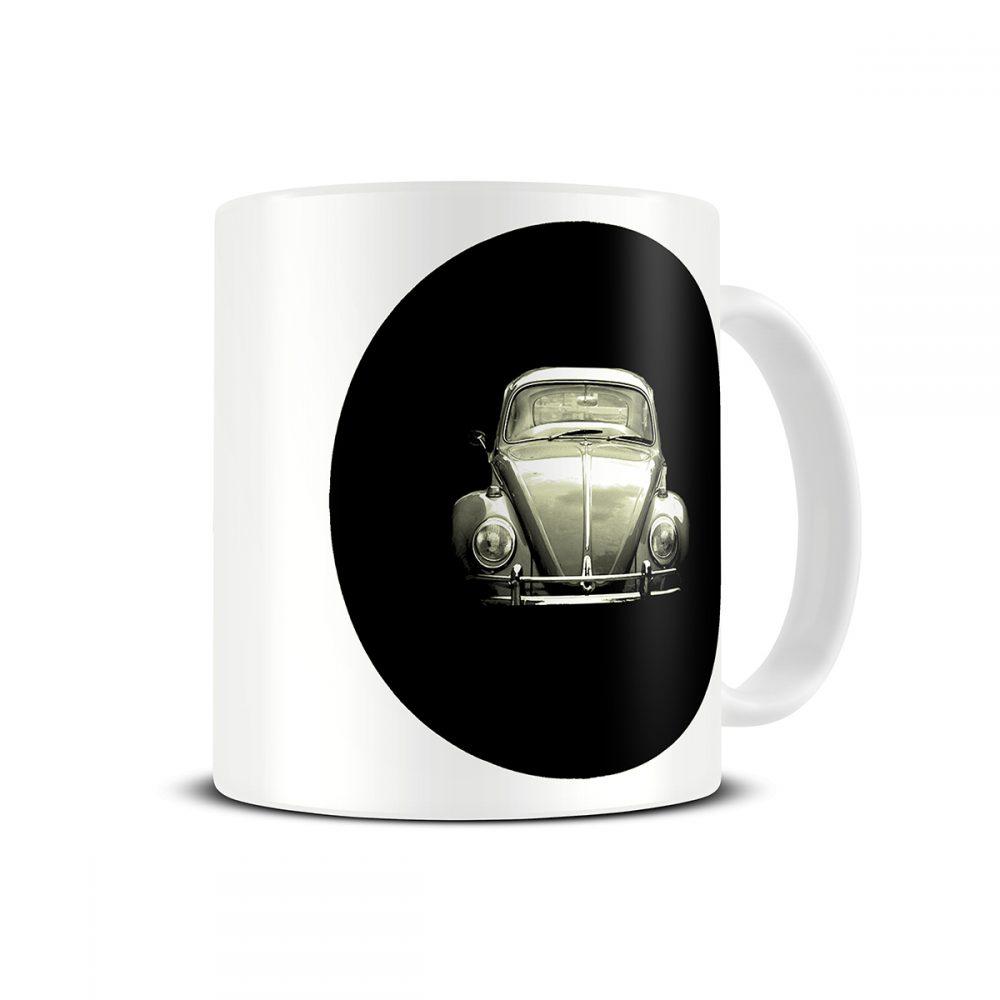 vw beetle mug