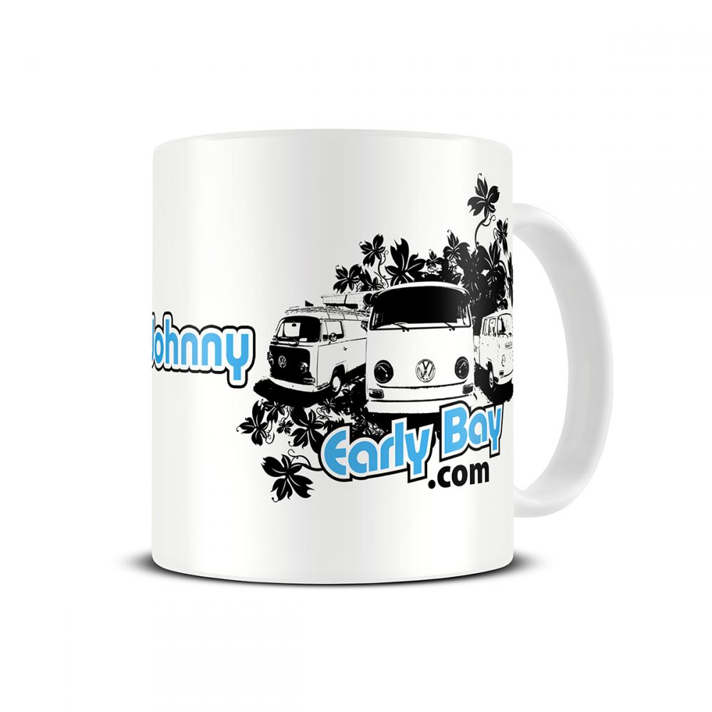 early bay forum mug