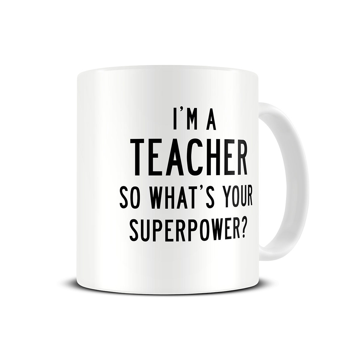 superpower-teacher-mug