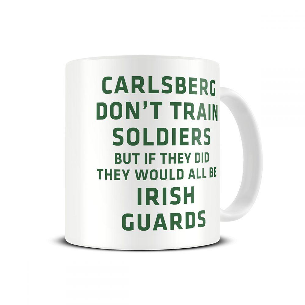 soldier mug
