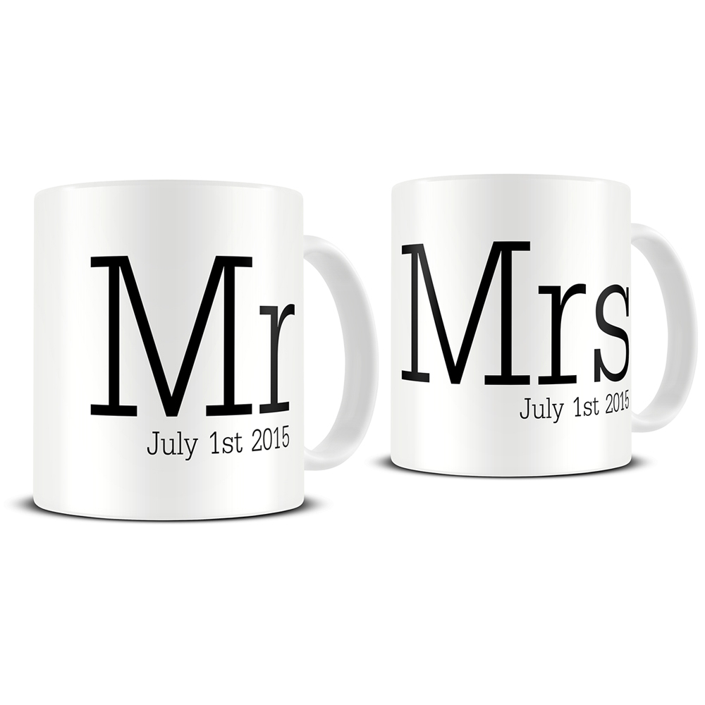 mr-and-mrs-wedding-date-mug-set