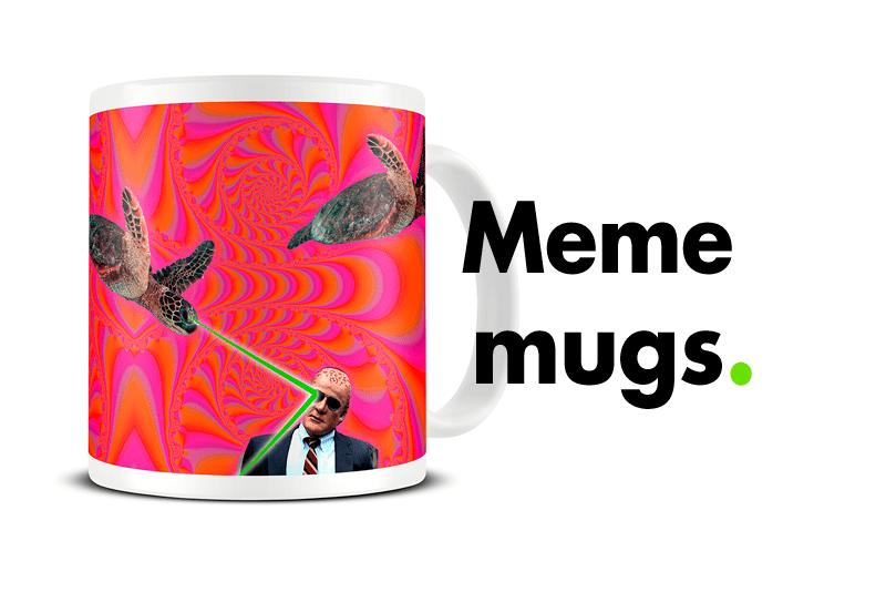 Meme Gift Mugs