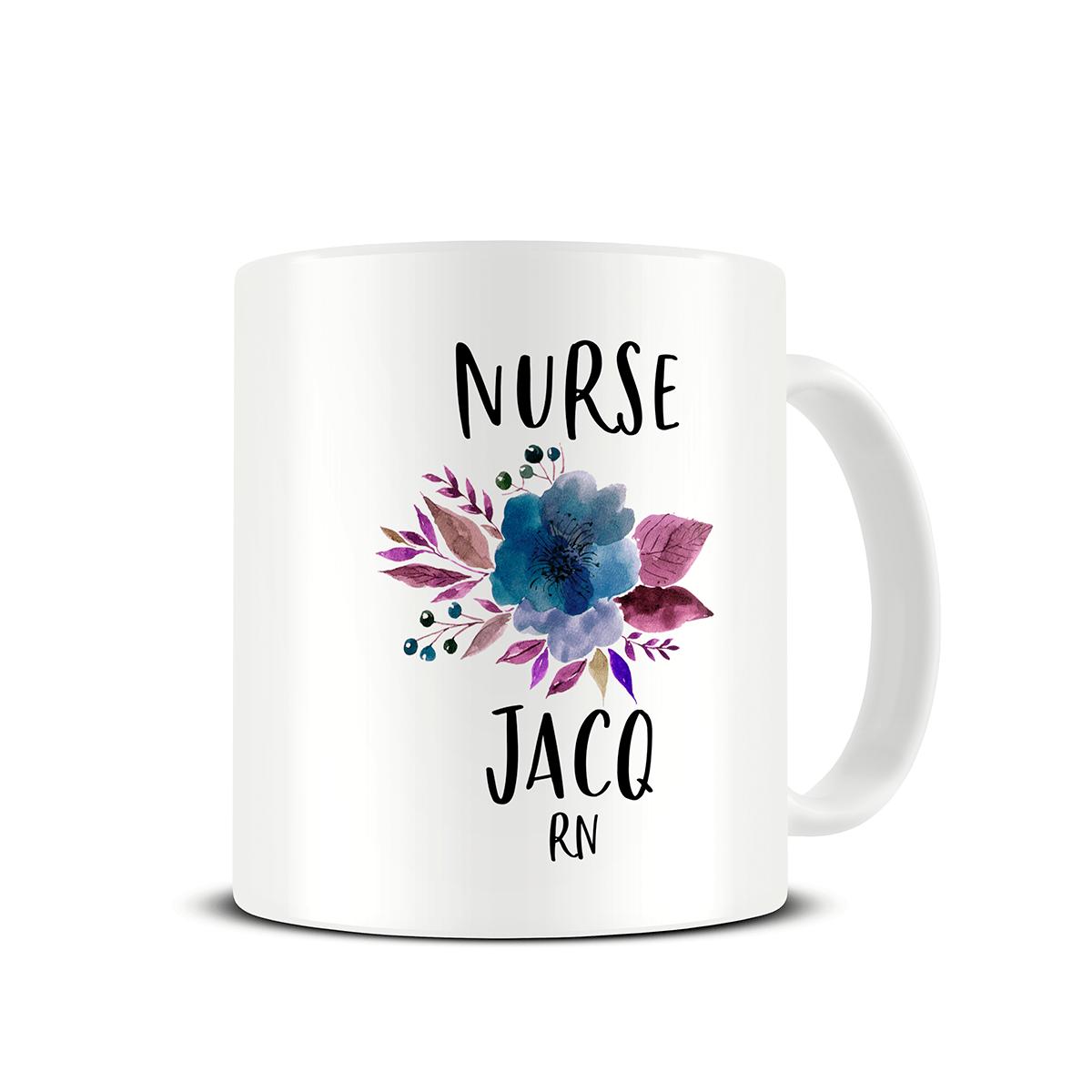 personalised-nurse-graduation-gift-mug-magoo